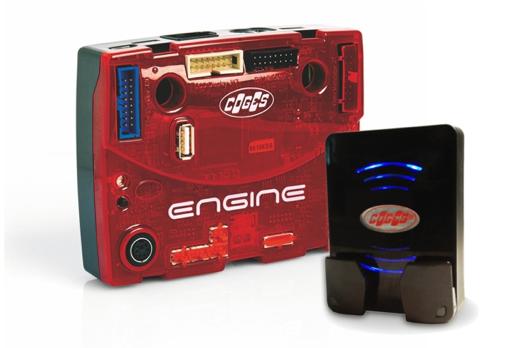 Sistema cashless Coges Engine